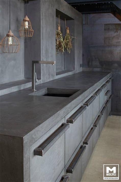 concrete kitchen design concrete kitchen design decoholic 2426