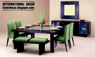 contemporary dining room set modern luxury italian dining room furniture ideas