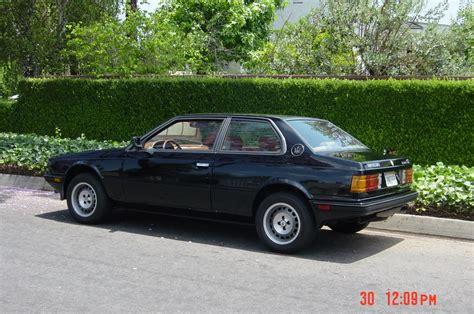 1985 Maserati Biturbo Overview Cargurus