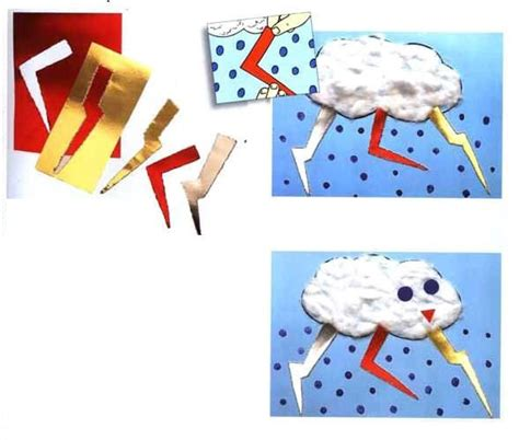 free prinable weather crafts activities weather language 738 | a74d5a0c6cd2756cf5f611fda5c9f323