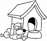 Dog Coloring Pages Drawing Kennel Sketch Printable Google Colouring Puppy Dogs Clipart Template Paintingvalley Drawings Line Popular Sketches Getcoloringpages Colorings sketch template