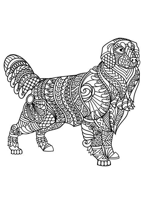disegni da colorare animali cani cani 92603 cani disegni da colorare per adulti