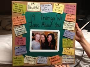 creative birthday gift ideas for best friend birthday ideas for