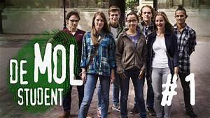 Aflevering 1 Wie Is De Mol Student YouTube