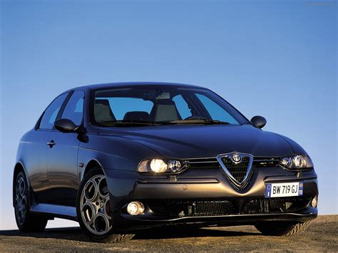 Alfa Romeo 156 Gta Exotic Car Wallpapers #008 Of 31