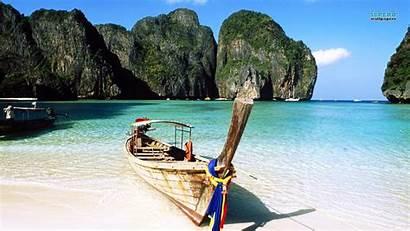 Beach Greek Islands Island Bangkok Phi Thailand