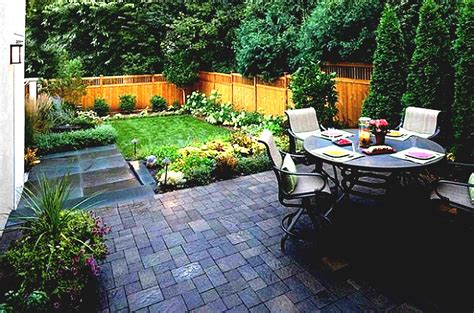 Awesome Small Backyard Designs On A Budget Pics
