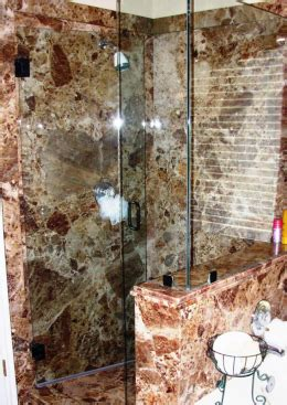 the look of granite bathroom walls without the high costs