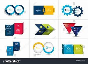 Two Elements Banner 2 Steps Design Stock Vector 587981909