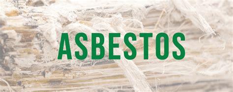 asbestos material   property