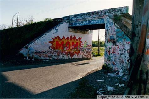 Graffiti Bridge, Eden Prairie, MN
