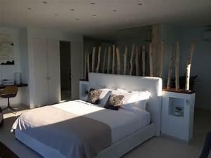 Deco Chambre Bois : d co chambre en bois flotte ~ Melissatoandfro.com Idées de Décoration