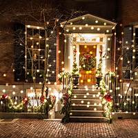 exterior christmas lights Best outdoor Christmas lights to give exteriors festive sparkle