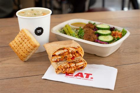 Pret a Manger launches competition to stock food from Eat ...