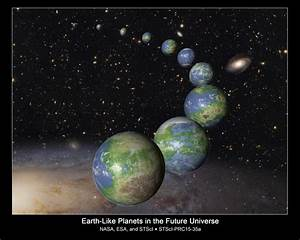 Most earth-like worlds have yet to be born, according to ...