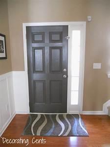 Gray, Front, Door