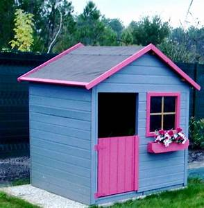 Cabane Enfant Leroy Merlin : la petite maison dans la prairie chez lilypouce ~ Melissatoandfro.com Idées de Décoration