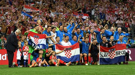 Fifa World Cup News Three Reasons Why Croatia