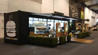 catering kitchen design ideas pop up container kitchen restaurant pop up container