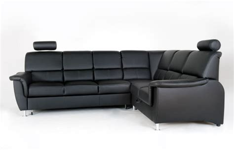 canapé basika canape d 39 angle convertible angle droit san diego noir