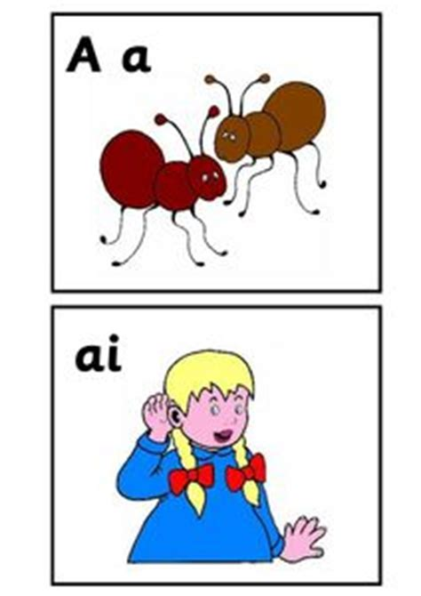 jolly phonic flash cards colourpdf  images
