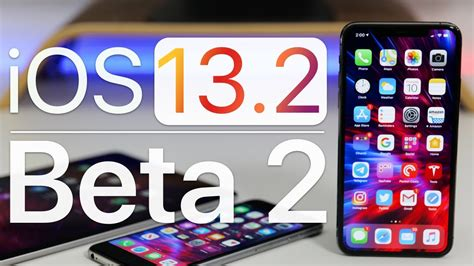 iOS 13.2 Beta 2 is Out! - What's New? - YouTube