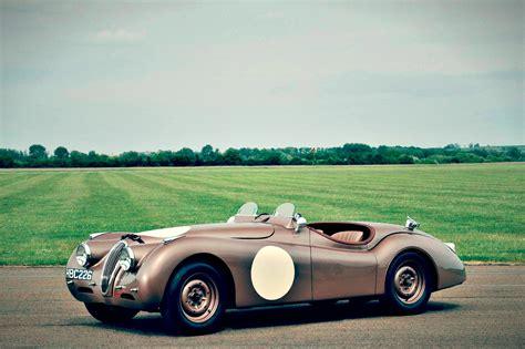 Race Car For Sale  1950 Jaguar Xk120 Roadster Retro