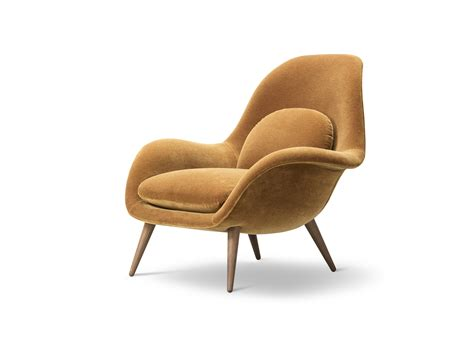 Land Of Sofas by Swoon Loungesessel Aus Stoff By Fredericia Furniture