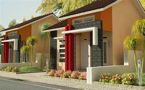 ide desain rumah minimalis  type