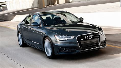 Audi A6  The 10 Hottest Luxury Cars In China Cnnmoney
