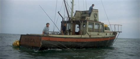 Jaws Race Boat by Jaws 1975 The Boat In Which The Characters Set Out