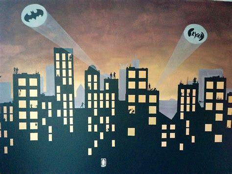 Gotham City Backgrounds