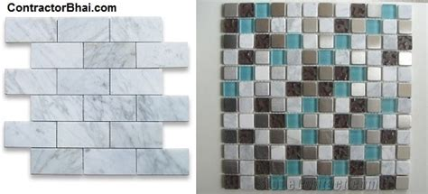 glass highlighter tiles for kitchen mosaic tile net product review contractorbhai 6830