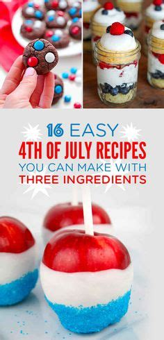 easy 4th of july recipes red white and blue cherry cheesecake macarons red white blue july 4th and fourth of july