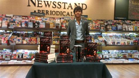 Barnes And Noble Kissimmee by Sensation Author And Ceo Rj Tolson S Visit To Orlando