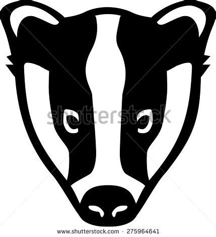 The Honeybadger Html Page Templates by Badger Stock Vectors Images Vector Art Shutterstock