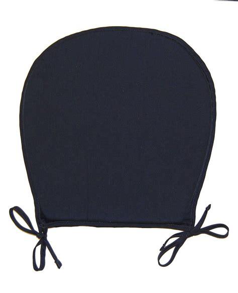 chair seat pads plain kitchen garden furniture