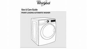 Whirlpool Washing Machine Won U0026 39 T Drain