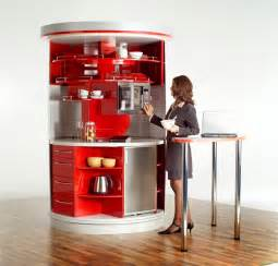 space saving kitchen furniture compact kitchen designs for small spaces everything you need in one single unit