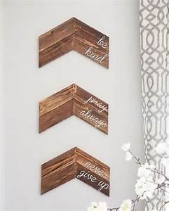 Best 25+ Chevron wall decor ideas on Pinterest