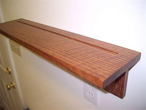 plate shelf design  woodworking