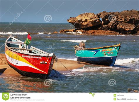 Modern Fishing Boat In India by Boats In Gujarat Editorial Image Image 23820720