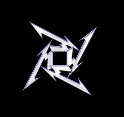 Metallica Gifs Star Ninja Tattoo Logos Band