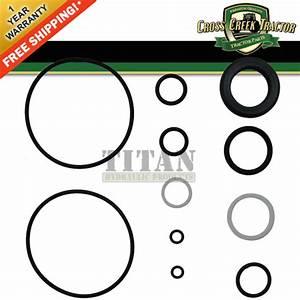 Cfpn3301c New Ford Tractor Power Steering Cylinder Seal