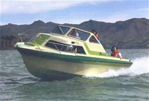 Cabin Jet Boats by A Larger Version Of The Jet 83 And Able To Be Fitted Out