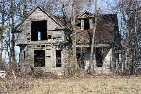 Abandoned House By Mooredodge On Deviantart