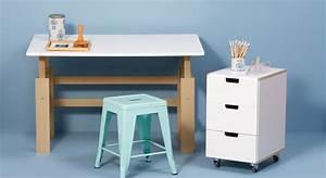 Schreibtisch Aus Arbeitsplatte : h henverstellbarer kinder schreibtisch aus buche kids town ~ Eleganceandgraceweddings.com Haus und Dekorationen