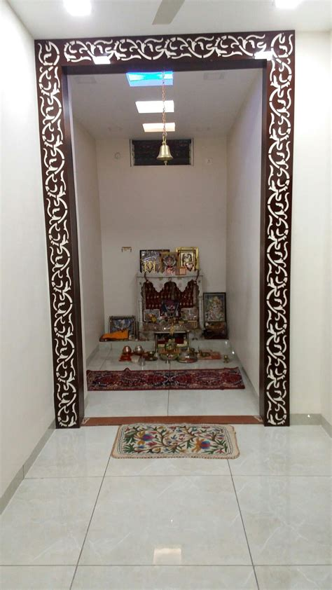 Interior Design For Mandir In Home by Acrylic Cutting Laser Cutting Design For Temple Pooja