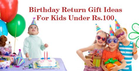 Return Gifts For Birthday Party Of 1 Year Old In India
