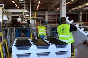 Renault Zoe Batterie : visite de l usine renault qui fabrique la zoe ~ Kayakingforconservation.com Haus und Dekorationen